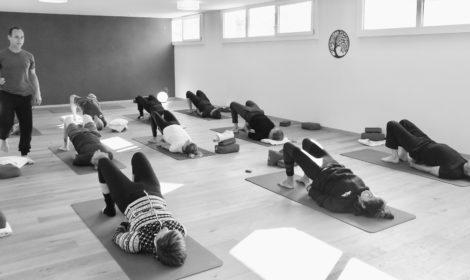 Cantienica in Yoga – sanft und geschmeidig